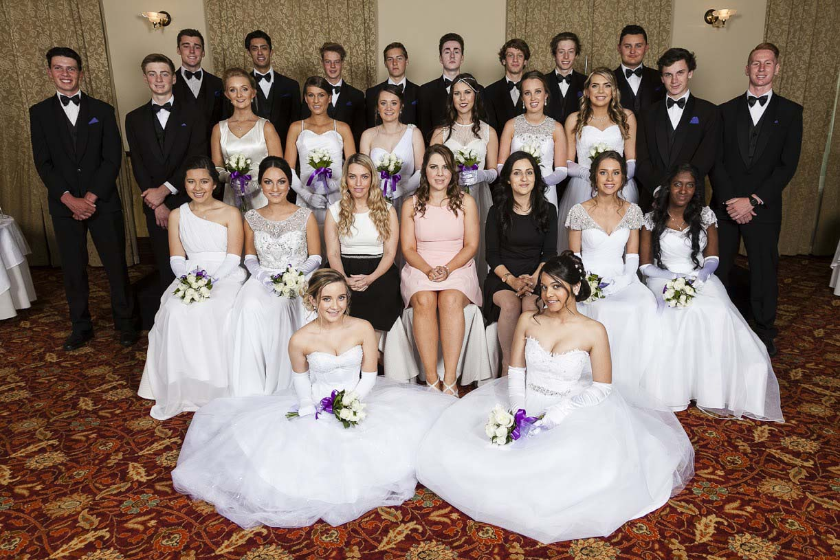 Debutante group