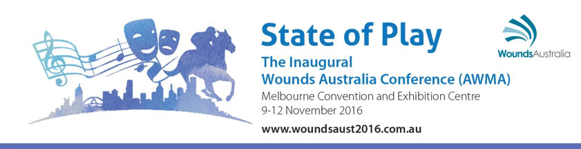 Wounds Australia 2016 Conference
